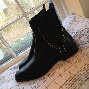 Zara Womens Chelsea Boots